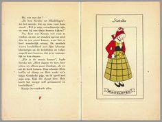 Uit grootmoeders kleerkoffer / tekst en tekeningen van Froukje van der Meer