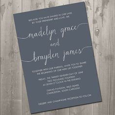 DIY Wedding Invitation? What You Need To Know | Team Wedding Blog #weddinginvitation #diywedding #teamwedding