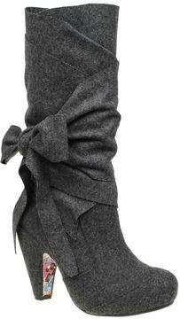 Irregular Choice High heel long boots... FIT