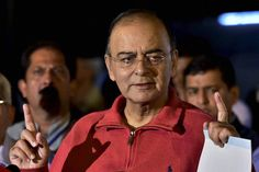10th November, 2014- Jaitley plans to act on GST, land acquisition and insurance bill