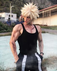 Cosplay Anime, Epic Cosplay, Male Cosplay, Amazing Cosplay, Cosplay Outfits, Boko No Hero Academia, Boku No Academia, Real Anime, Anime Guys