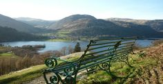 At Glenridding, overlooking Ullswater just enjoying the view