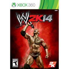 WWE 2K14 (Xbox 360)