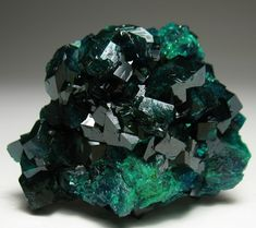namibian dioptase from crystal-porn
