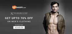 USE COUPON CODE AZADI26 & Get Up To 70% OFF on Numero Uno Men's Clothing !  NUMERO UNO JEANSWEAR #Jeans #Clothing #Apparel #MensWear #Discount #Offer #CouponCode