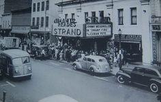 Strand Theater in Perth Amboy NJ - 1946