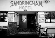 The Sando, Newtown, Sydney.