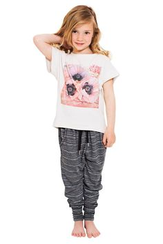 Mädchen Hose Fox Girl Pants Phister & Philina | Heldenkind