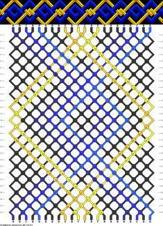 Pattern #54081 - celtic (22 strings)