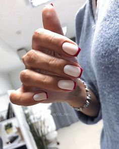 Subtle Nails, Soft Nails, Pink Nails, French Manicure Nails, French Nails, Stylish Nails, Classy Nails, Magic Nails, Minimalist Nails