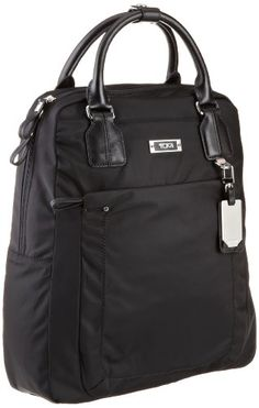 Tumi Luggage Voyageur Ascot Convertible Backpack, Black, Medium Tumi http://smile.amazon.com/dp/B006GK2SJ4/ref=cm_sw_r_pi_dp_6jVXtb1XD8R57BQF