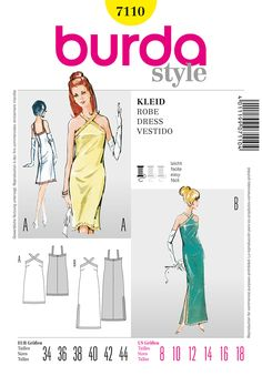 Simplicity Creative Group - Burda Style Dress