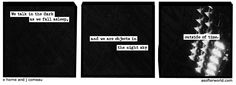"""""""it is the exact opposite of alone.""""  I love A Softer World!"""