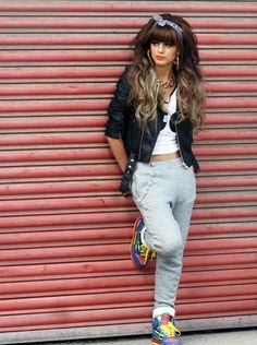 Cher Lloyd, I love her style