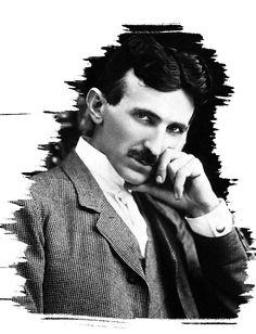 Nikola Tesla is a friend of Lester Hendershot
