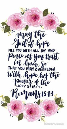 Encouraging Bible Verses:Floral Bible Verse Design by ktscanvases Bible Verses Quotes, Bible Scriptures, Peace Scripture, Powerful Bible Verses, Bible Verse Hope, Bible Verses About Happiness, Peace Verses, Encouraging Bible Verses, Verses Of Hope