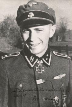 2nd WAFFEN SS PANZER Das Reich HAUPTSCHARFUHRER L