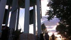 Last location was the Sudbury water tower