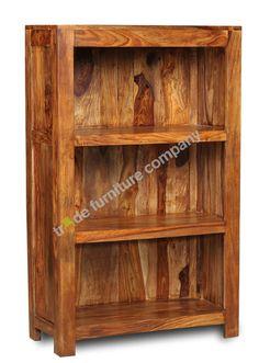 Small Sheesham Bookcase