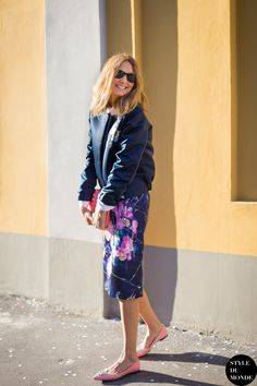 #New on #STYLEDUMONDE  http://www.styledumonde.com/  with @candelanovembre #CandelaNovembre at #milan #fashionweek #mfw #fw14 #msgm #outfit #ootd #streetstyle #streetfashion #streetchic #snobshots #streetlook #fashion #mode #style