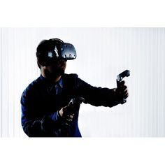 An awesome Virtual Reality pic! HTC VIVE New Experience of VR Gaming #htc #htcvive #VR #VRgaming #gaming #gadget #virtualreality #hkig #hongkong #stream by ray.chunyin check us out: http://bit.ly/1KyLetq