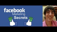 Get access to my top 3 Facebook marketing secrets to build your fan page and cultivate a loyal following of buyers.