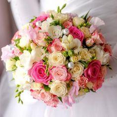 Send flowers to Lafayette LA with Spedales - a top local florist Wedding Arrangements, Wedding Centerpieces, Floral Arrangements, Wedding Decorations, Bride Bouquets, Bridesmaid Bouquet, Floral Bouquets, Garden Rose Bouquet, Pink Rose Bouquet