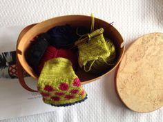 Ravelry: KnittingJoy's GreenPolka