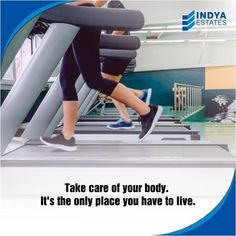 Fit is not a destination, it is a way of life.  What's your way of life? #StayFit #Gym #IndyaEstates