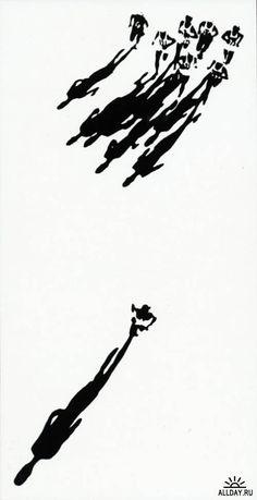 Gacougnol — lev borodulin the leader (or roadrunners) 1957 a level photography, sport A Level Photography, Shadow Photography, Dark Photography, Black And White Photography, Street Photography, Alexander Rodchenko, Russian Avant Garde, Roy Lichtenstein, Foto Art