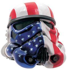 US Stormtrooper helmet