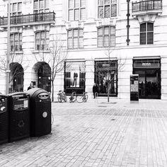Sloane Square, Chelsea, London.