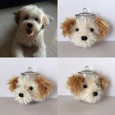 Crochet Dog Cozies