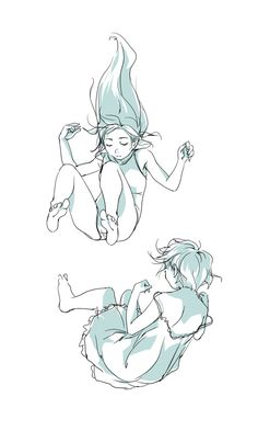 「水中を描く。」 [6]