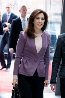Royal Outfits of Crown Princess Mary