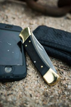 Made in America. Buck Knives, Cool Knives, Knives And Swords, Weapons Guns, Guns And Ammo, Converse Tennis Shoes, Boot Knife, Things To Buy, Stuff To Buy