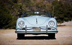 Porsche 356 Speedster, Porsche Classic, Pure Products, Cars, Sports, Blue, Hs Sports, Autos, Car