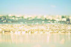 glitter sea