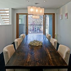 1000 Images About Modern Dining Room On Pinterest