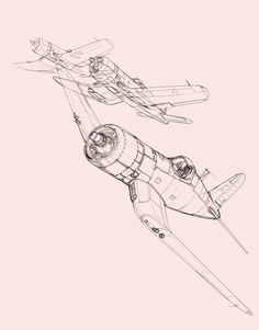 Photo Avion, Airplane Drawing, Airplane Fighter, Aircraft Painting, Tattoo Project, Vintage Airplanes, Tattoo Stencils, Aircraft Design, Technical Drawing