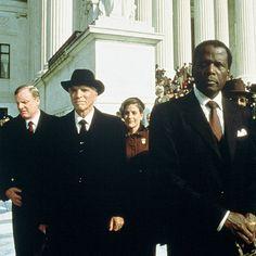SEPARATE BUT EQUAL - John W. Davis (Burt Lancaster) three-piece suit
