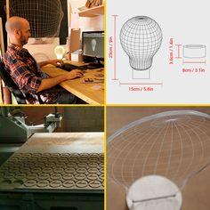 Bulbificar - Diseño Lámpara Mágica  http://www.justleds.co.za
