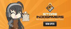 Wah store Indogamers kedatangan barang baru nih! Bagi yang mau jadi Youtubers handal layaknya Pewdiepie, sepertinya alat yang satu ini sangat cocok untuk kalian! Yuk simak selengkapnya disini