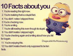 Funny Minion Pictures, Funny Minion Memes, Funny Texts Jokes, Funny Disney Jokes, Funny Insults, Funny School Jokes, Very Funny Jokes, Crazy Funny Memes, Really Funny Memes