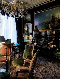 Inside The Beautiful World Of Robert Zellinger De Balkany In Paris His Htel Particulier