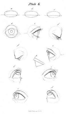 AnatoRef | How to Draw Eyes: Top: Drawing Cutting Edge Comics...