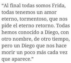 Y al final todas somos Frida