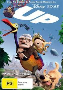 Such a cute movie, Russel's adorable.