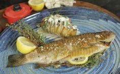 Olivier Anquier dá dica indispensável para fazer a marinada do peixe