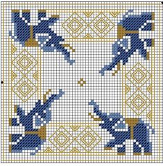 Thrilling Designing Your Own Cross Stitch Embroidery Patterns Ideas. Exhilarating Designing Your Own Cross Stitch Embroidery Patterns Ideas. Biscornu Cross Stitch, Cross Stitch Charts, Cross Stitch Designs, Cross Stitch Embroidery, Embroidery Patterns, Hand Embroidery, Cross Stitch Patterns, Elephant Cross Stitch, Cross Stitch Animals
